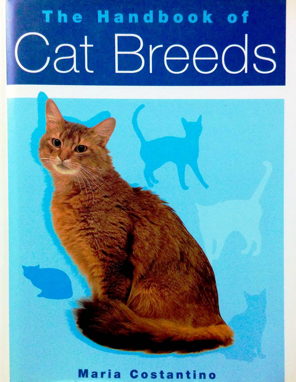 The Handbook of Cat Breeds  maria-costantino